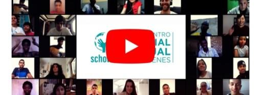 Adolescentes de Panamá se reunieron con jóvenes de 60 ciudades del mundo para enfrentar juntos al coronavirus