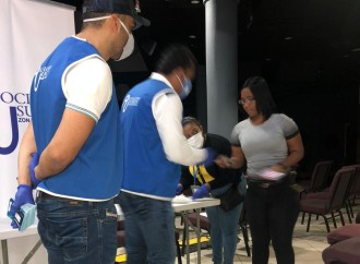 Agradecen donaciones hechas para Colón por comunidad empresarial de la Zona Libre