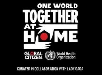 Llegó el día de: 'One world: together at home', un programa especial que se transmitirá en vivo hoy por televisión e internet
