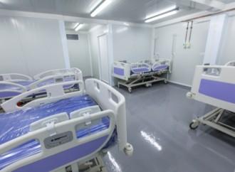 Hospital Integrado Panamá Solidario recibe equipo médico previo al inicio de operaciones