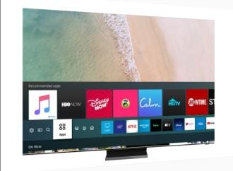 Samsung ahora ofrece Apple Music en sus televisores inteligentes