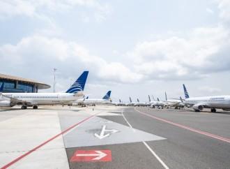 Copa Airlines refuerza su compromiso con la seguridad ejecutandoplan de preservación de sus aviones