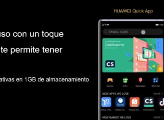 HUAWEI Quick Apps: El futuro de la distribución de aplicaciones rápida, segura y sin necesidad de instalación