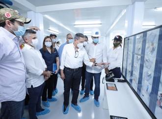 Gobierno culmina la construcción del Hospital Integrado Panamá Solidario