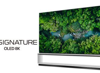 Vive la experiencia de ver televisión a través de una pantalla LG