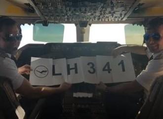 El Grupo Lufthansa concluyó exitoso programa de vuelos de repatriación