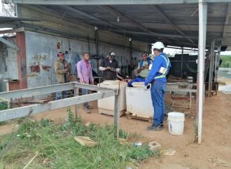 Mitradel solicita la suspensión de una construcción en Los Santos