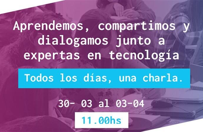ESET y Media Chicas invitan a la charla de seguridad online #mequedoencasa
