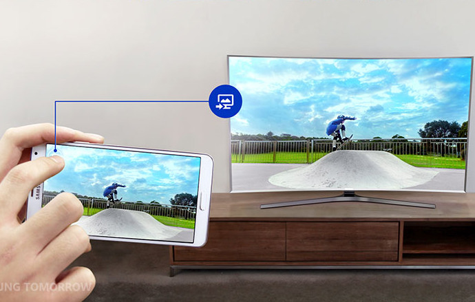 Cómo transferir videoconferencias a la pantalla de tu TV