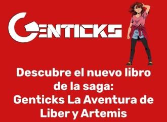 Escritor panameño, Ariel Agrioyanis, lanza nuevo libro de la saga de ciencia ficción Genticks