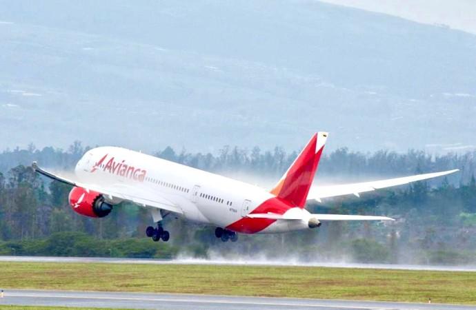 Avianca ha llevado de regreso a casa más de 7,500 personas en más de 100 vuelos de repatriación