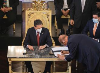 Ejecutivo sanciona ley que asegura rescate presupuestario de los municipios