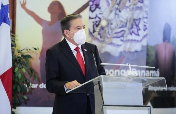 Presidente Cortizo Cohen lanza el plan «Un Panamá Mejor»