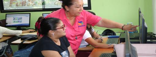 CAF y UNOPS firman convenio para apoyar el proceso de mejora y transformación delINADEH