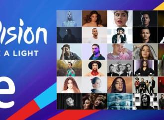 El canal TVE transmite el especial de Eurovisión 2020