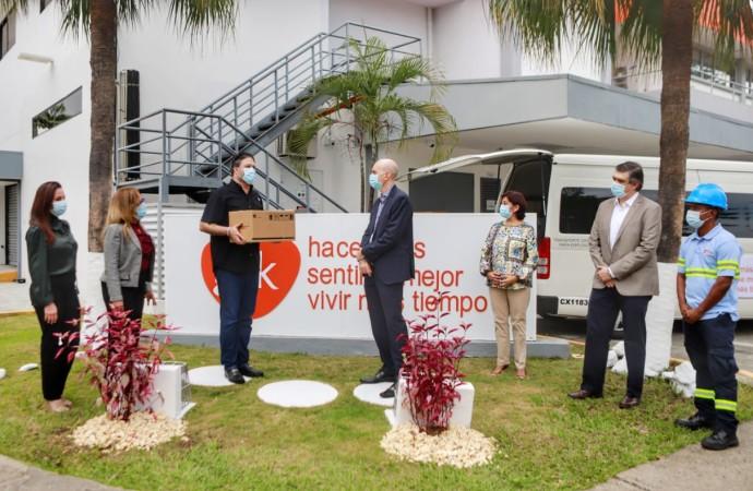 Farmacéutica GlaxoSmithKline suma esfuerzos en Panamá para apoyar la respuesta global a COVID-19