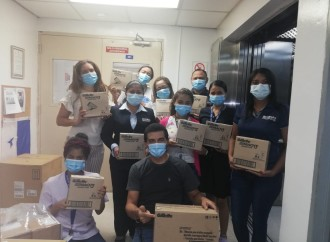 Gillette apoya a profesionales de la salud durante la crisis de COVID-19