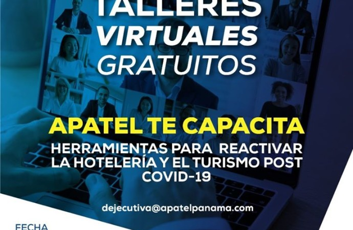 APATEL inicia talleres virtuales gratuitos