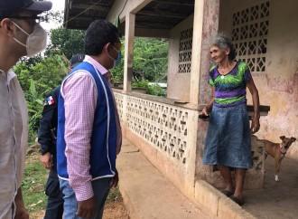 Empresarios de Zona Libre de Colón continúan entrega de vales a comunidades