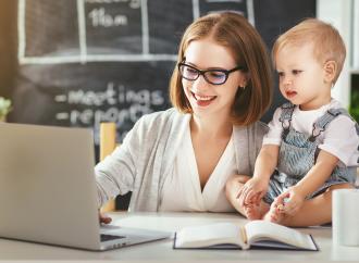 ¿Cómo afrontar el reto de ser mamá y trabajadora o emprendedora?