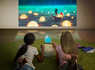 ViewSonic lanza su proyector ultra portátil M1 mini Plus