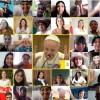 En el Día Mundial del Medio Ambiente, el Papa Francisco inauguró la Universidad del Sentido