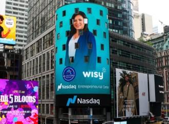 Nasdaq promueve emprendimiento panameño desde su torre en Nueva York