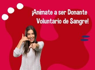 #DonandoYContando: Campaña de concientización sobre la donación de sangre en Panamá