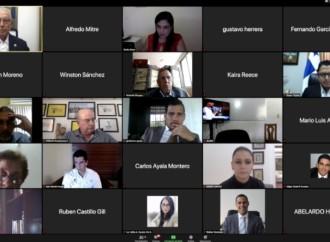 Mesa tripartita de diálogo analiza situación económica y laboral del país por COVID-19