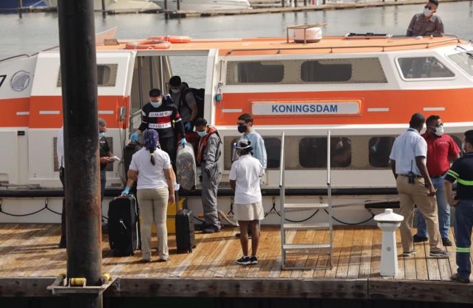 Panamá continua respaldando a la Gente de Mar mediante la repatriación segura de 295 tripulantes