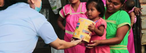El MIDES publica portal digital que brinda información de los donativos recibidos y entregados durante la pandemia