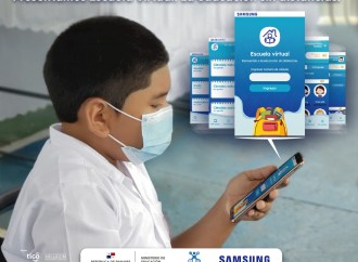 La tecnología garantiza la continuidad de la educación en Panamá