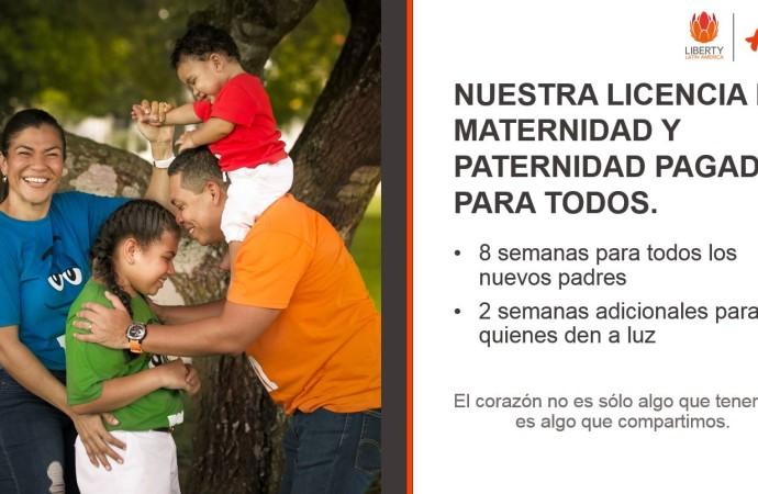 +Móvil celebra un año de implementar su Política de Licencia Parental Pagada en Panamá
