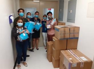 #CabezaEnAlto: una campaña de Head & Shoulders que junto a United Way busca ayudar al personal médico