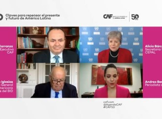 COVID-19 evidencia las limitaciones de los mercados y la relevancia de los bancos de desarrollo como CAF: Stiglitz