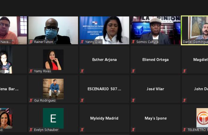 MiCultura realizará 5 concurñsos nacionales, ahora en formato virtual
