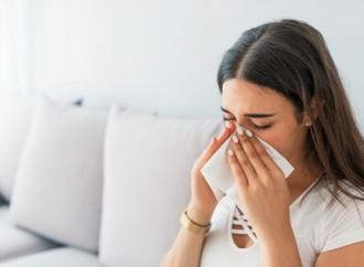 35% de los pacientes con Rinitis Alérgica no recibe un tratamiento adecuado
