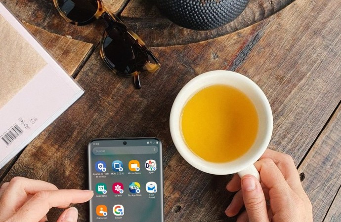 La tranquilidad de poseer un Samsung Galaxy