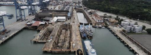 AMP invita a todas las empresas interesadas a participar en la reactivación del Astillero Balboa, ubicado en el sector Pacífico Panameño