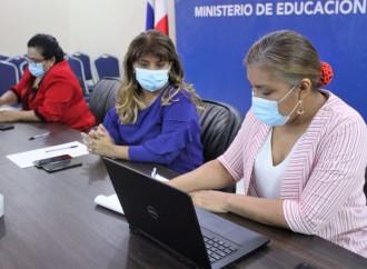Autoridades abordan evaluación de los aprendizajes en el currículo priorizado en la octava reunión de la mesa intersectorial