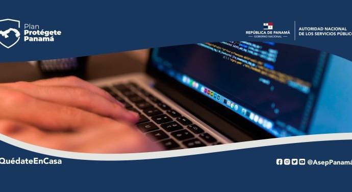 ASEP garantizará banda ancha a usuarios por pandemia de Covid-19