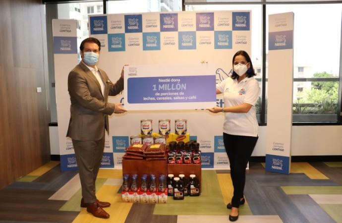 Nestlé reitera su compromiso con Panamá a través de nueva donación al Ministerio de Desarrollo Social de Panamá