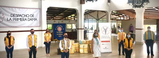 """Club Activo 20-30 de Panamá se une al proyecto """"Por nuestra Niñez"""" del Despacho de la Primera Dama"""