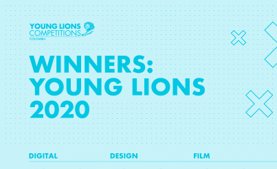 Ganadores Young Lions Colombia 2020