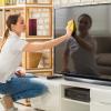 Tips para realizar la limpieza de tus televisores LG