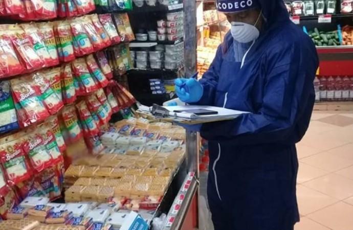 ACODECO: Comercios deben mantener letreros que identifiquen procedencia de productos alimentarios en idioma Español
