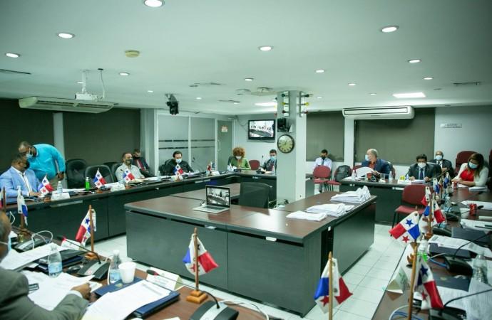 Comisión de presupuesto aprueba traslados de partida al Ministerio de Gobierno