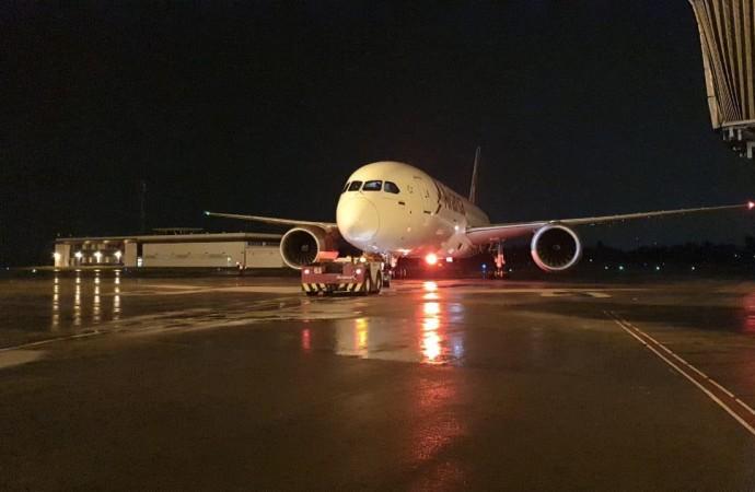 Por primera vez en 100 años Avianca opera vuelo especial de pasajeros a China