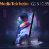 MediaTek presenta los chipsets Helio G35 y G25 Gaming Series