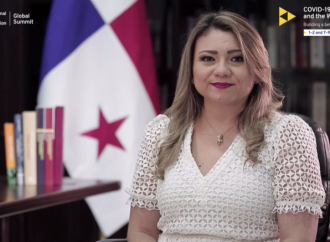Ministra de Trabajo resalta aportes del diálogo social en Panamá, durante la cumbre mundial de la OIT